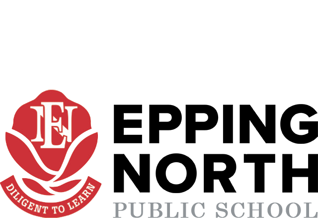 Epping North Public School logo